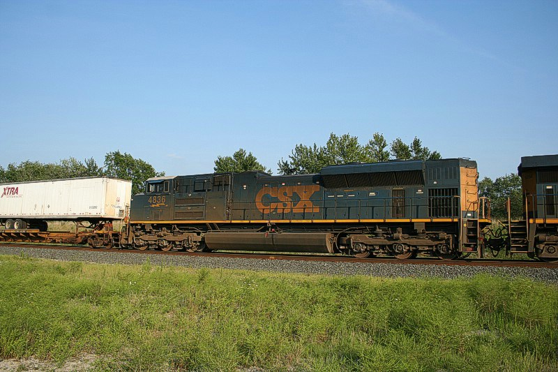 CSX 4836